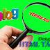 Cara Memverifikasi Blog Pada Webmaster dengan HTML Tag