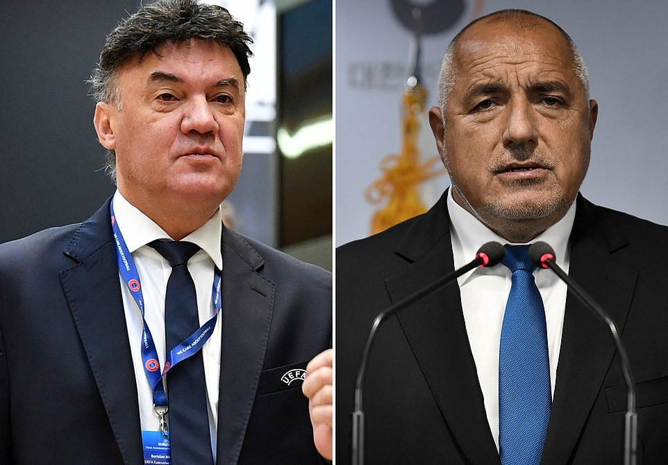 FA president demanded by Bulgaria's prime minister to resigns after racist chants at black England footballers