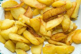american fries recipe