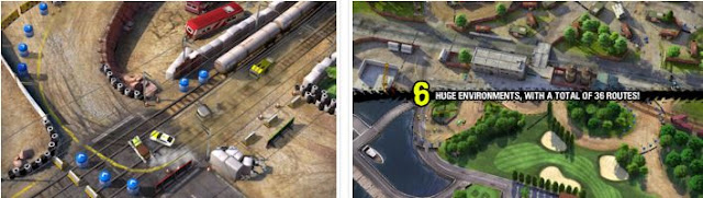 Reckless Racing 3 v1.1.8 APK+DATA