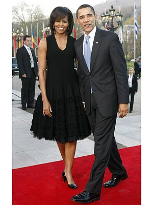 Barack Obama and Michelle Obama best Fashion Moments / Celebrity ...