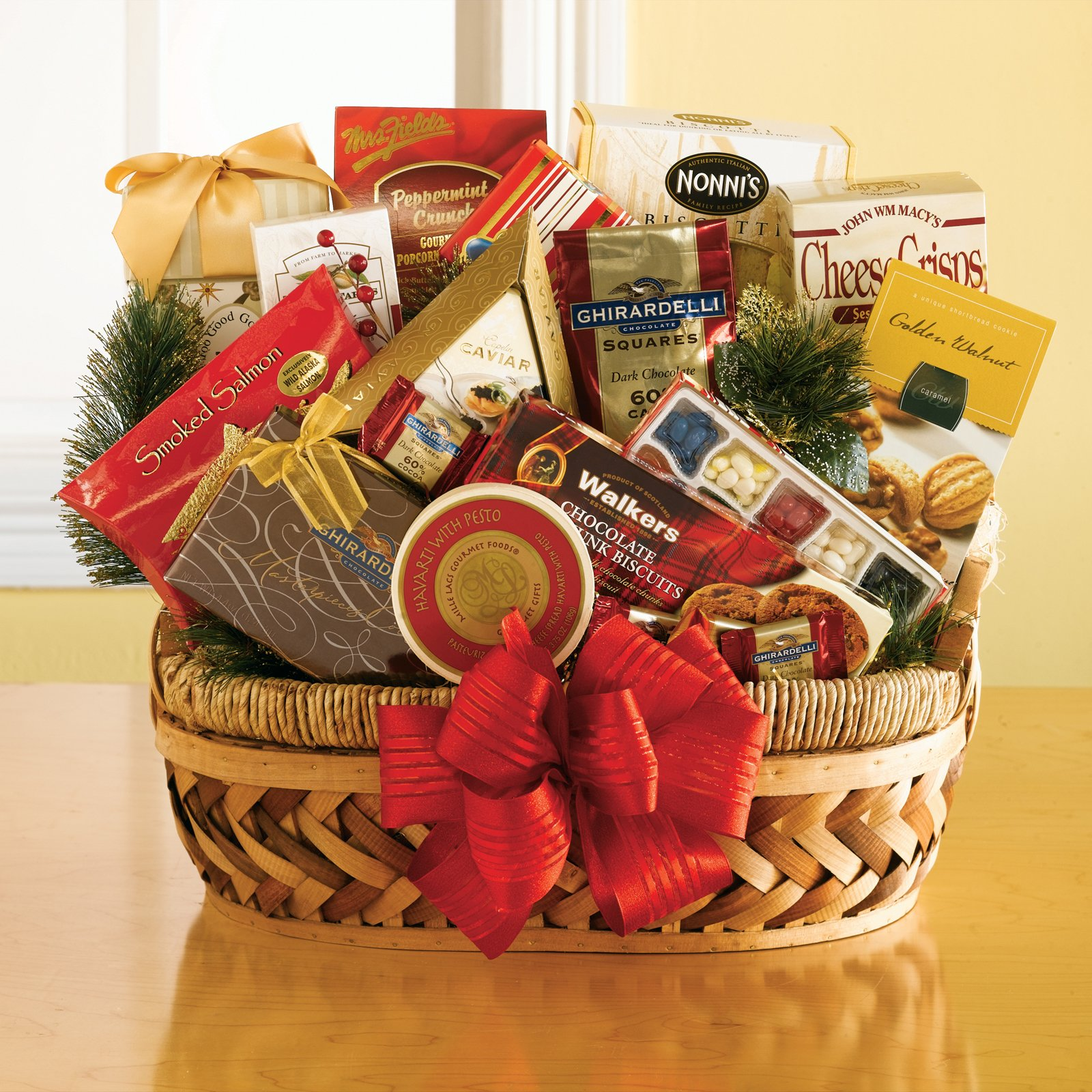 Gift Baskets To Show You Care