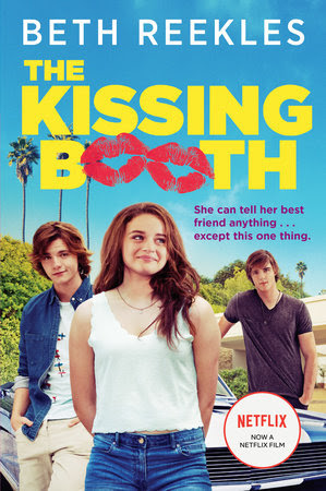 Poster Of Hollywood Film Watch Online The Kissing Booth 2018 Full Movie Download Free Watch Online 300MB