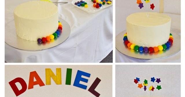 Special Cake Design In Kl