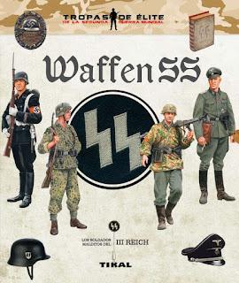 Waffen SS Colección Tropas de Élite