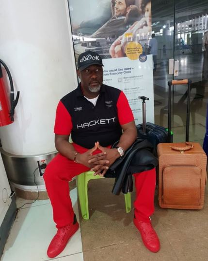 Why Dino Melaye Was Arrested At The Airport - Nigeria Immigration
