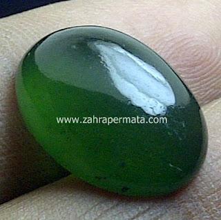 Batu Permata Hijau Garut - ZP 469