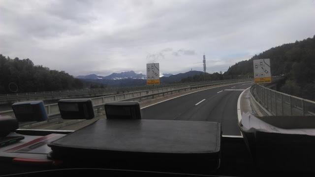 autostop eurotrip tir