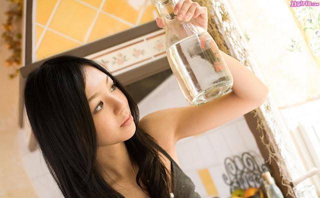 Cantiknya Artis Bokep Jepang Aino Kishi