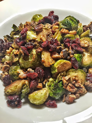 Maple balsamic brussels sprouts recipes, non dairy recipe, brussels sprouts recipes, jaime messina, beachbody coach, dairy free, vegetarian, lgbt beachbody
