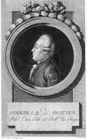 Barón Van Swieten (1733-1803), atribuido a Johann Georg Mansfeld (1764-1817), a partir de un dibujo de Lakner.