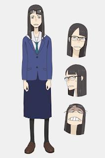 Sayaka Kanamori. Voz por Mutsumi Tamura.