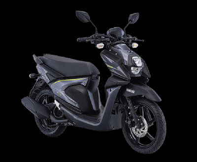 yamaha x-ride 125 macet