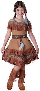 indian costume
