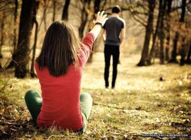 5 Tanda Kekasih Anda Muak Dengan Percintaan
