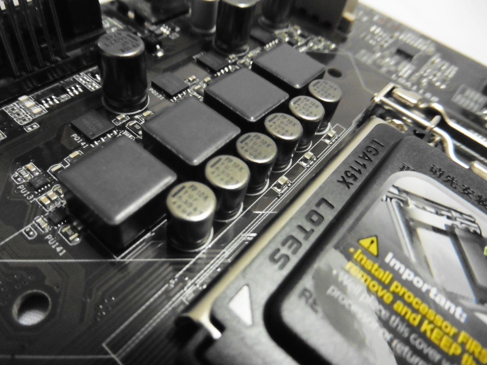 Unboxing & Review: ASUS Trooper B85