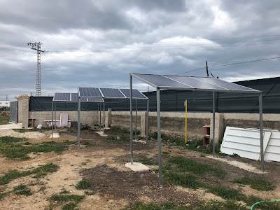 panel solar fotovoltaico policristalino exiom 24V 310Wp 310 Wp 72 celulas