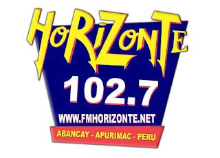Radio Horizonte 102.7 fm Abancay