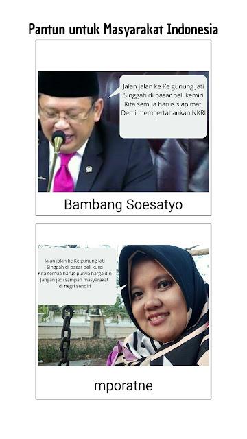 Ketua MPR memberikan pesan untuk rakyat Indonesia