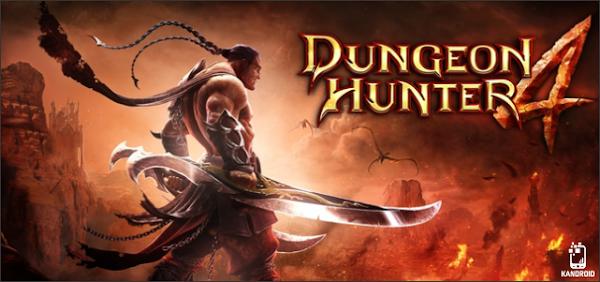 Dungeon Hunter 4 v2.0.0f APK Mod
