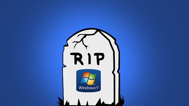 Microsoft Start Rolling out Windows 7 End of Support Notifications