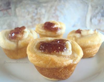 Savory Cheese & Fig Tart Recipe