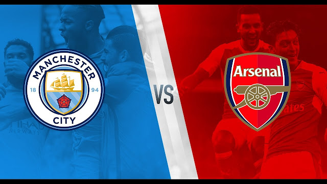 Manchester City vs Arsenal Full Match & Highlights 5 November 2017