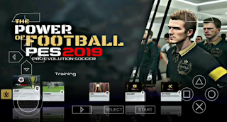 Download PES 2019 v8 Update for PPSSPP Android