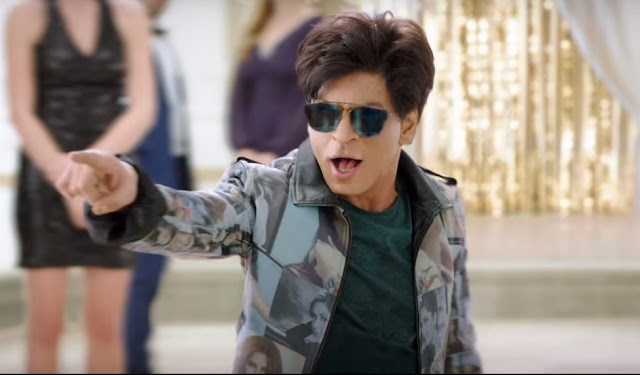 SRK,  Zero, First Look, Aanand L Rai