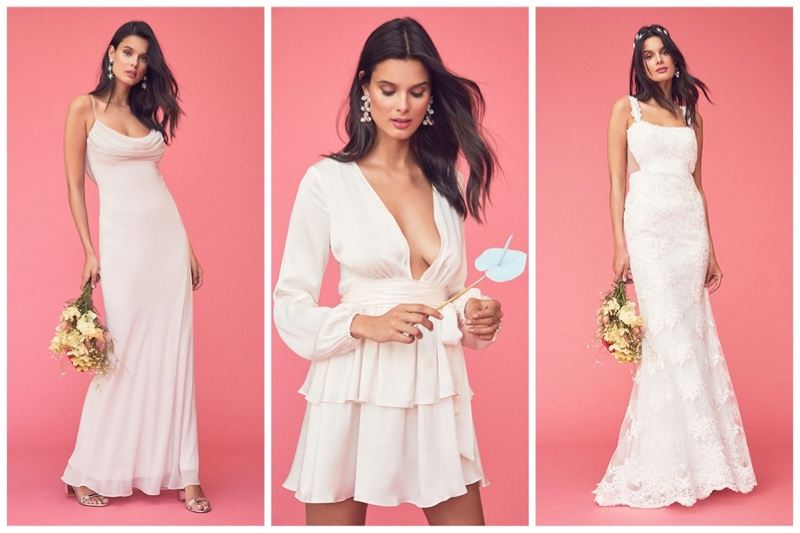 REVOLVE Launches Wedding Shop for Fall '17