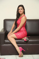 Shipra Gaur in Pink Short Tight Dress ~  Exclusive Poshoot 96.JPG