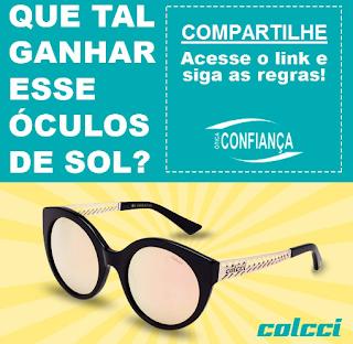 679d970ce Sorteio - Ganhe um lindo Óculos de Sol Colcci