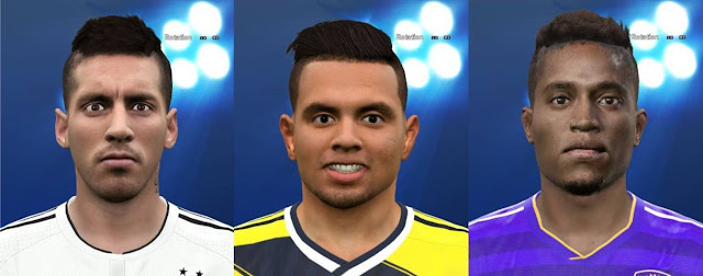 PES 2016 Mini Facepack