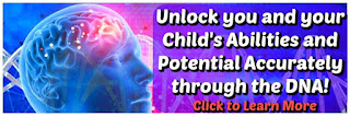 Unlock your child's abilities and potential accurately through the DNA
