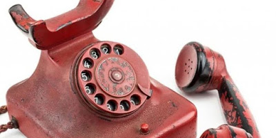 Sebuah Telepon Pemimpin Nazi Jerman Adolf Hittler Telah Dilelang Di AS