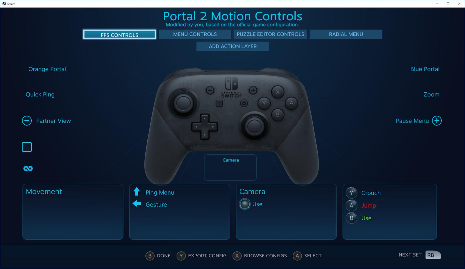 Steam adiciona suporte para Pro Controller do Nintendo Switch