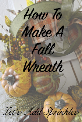 fall, wreaths, pumpkins
