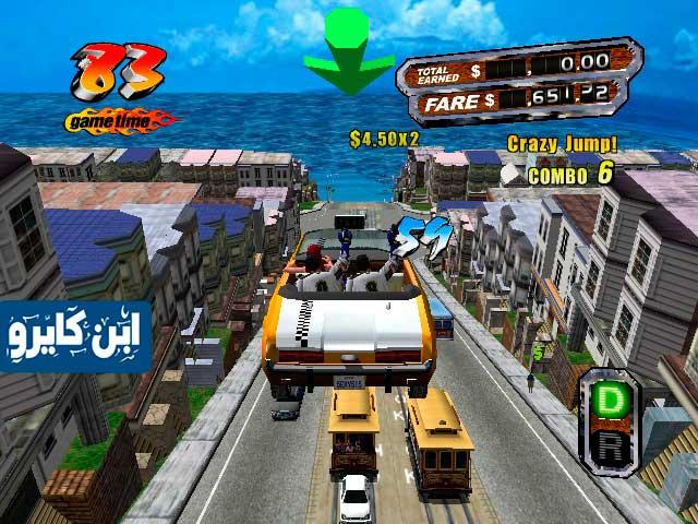 تحميل لعبة كريزي تاكسى 3 من ماى ايجي