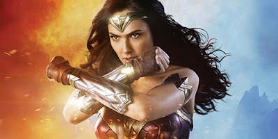 Una imagen promocional de 'Wonder Woman'