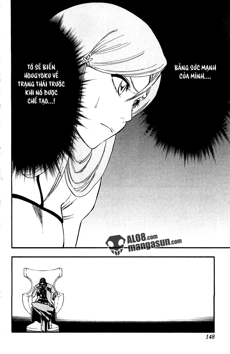 Bleach chapter 249 trang 19
