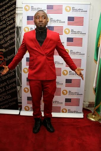 7 Photos: Celebs step out for Future Africa Awards Nominees Reception