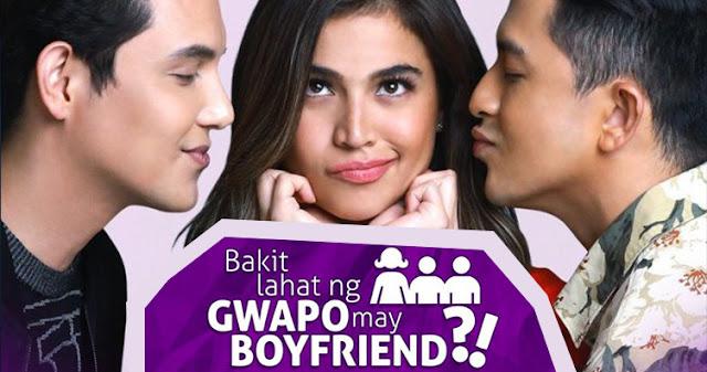 Bakit lahat ng Gwapo may Boyfriend (2016) HDRip
