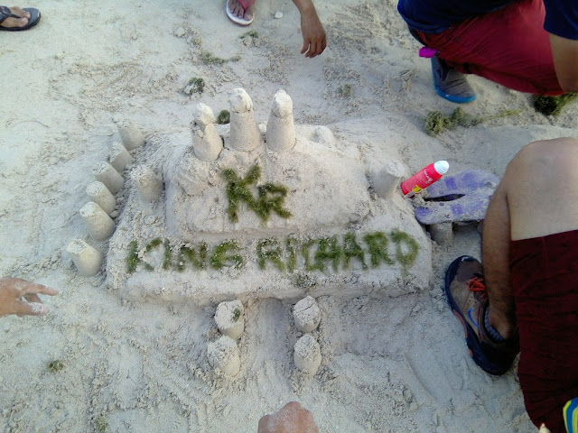 King Richard Shop Systems Team Building in Lapulapu City Mactan Island Cebu Philippines 2016