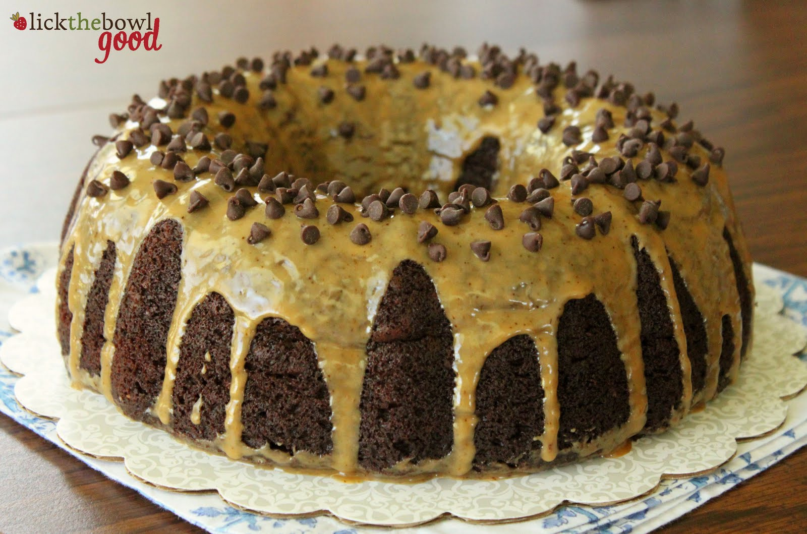 Cake Mix Doctor Chocolate Kahlua Cake