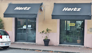 Hertz Car Rental Office, La Spezia, Liguria