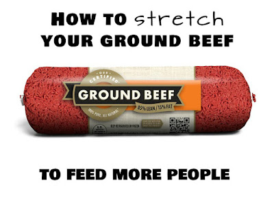 http://fixlovely.blogspot.ca/2013/11/how-to-stretch-your-ground-beef-to-feed.html