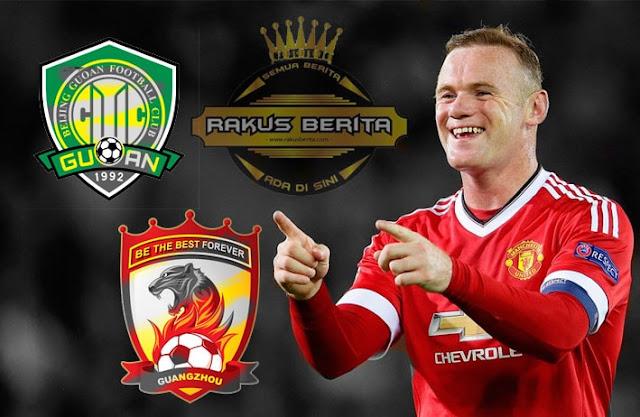 Rayuan Setinggi Langit Untuk Wayne Rooney