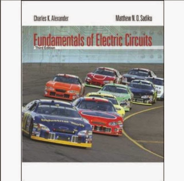 Download Alexander, Fundamentals of Electric Circuits ,3rd Edition ,[Charles K.Alexander][] With ,Solution manual ,PDF