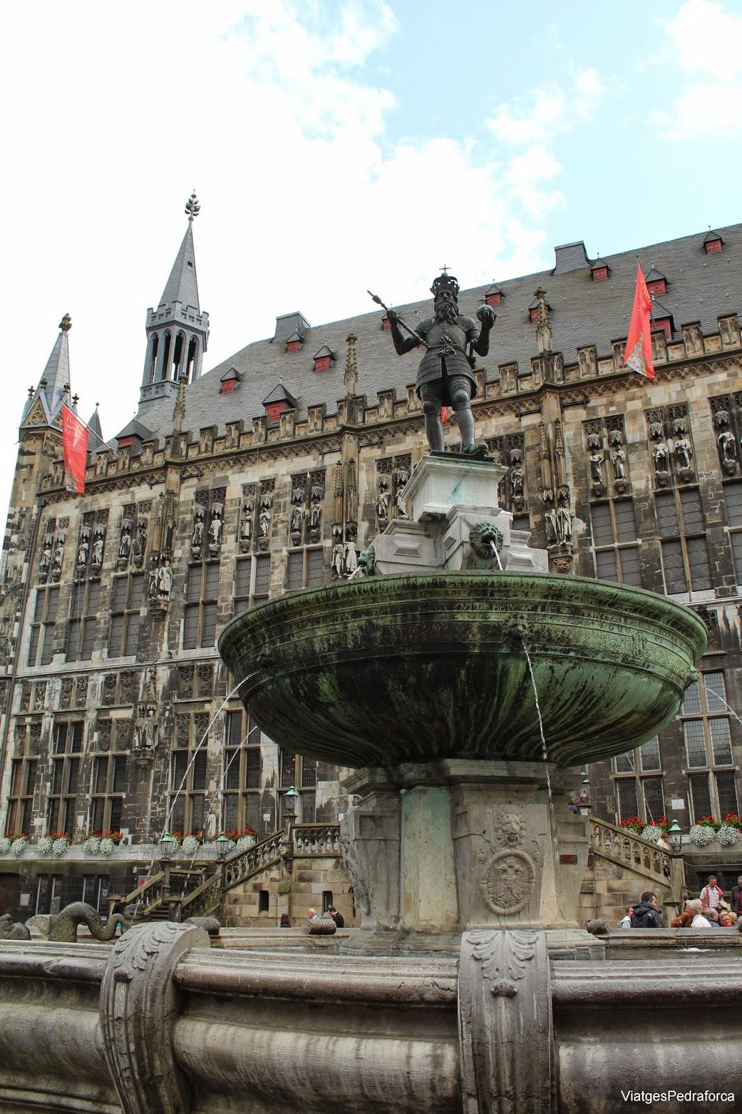 Ajuntament Aquisgra Aachen Alemanya