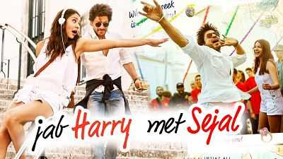 Jab Harry Met Sejal 2017 Hindi 720p HD Movie 1GB HDRip